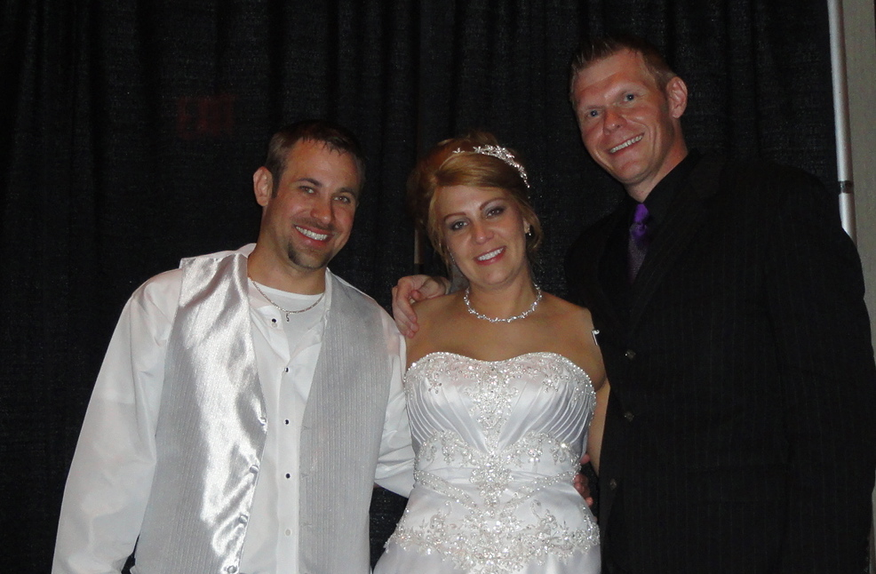 Brian Kelm, Brian Kelm Productions, MC, Performer, Wedding Planner, Wedding DJ, Custom Wedding Designer