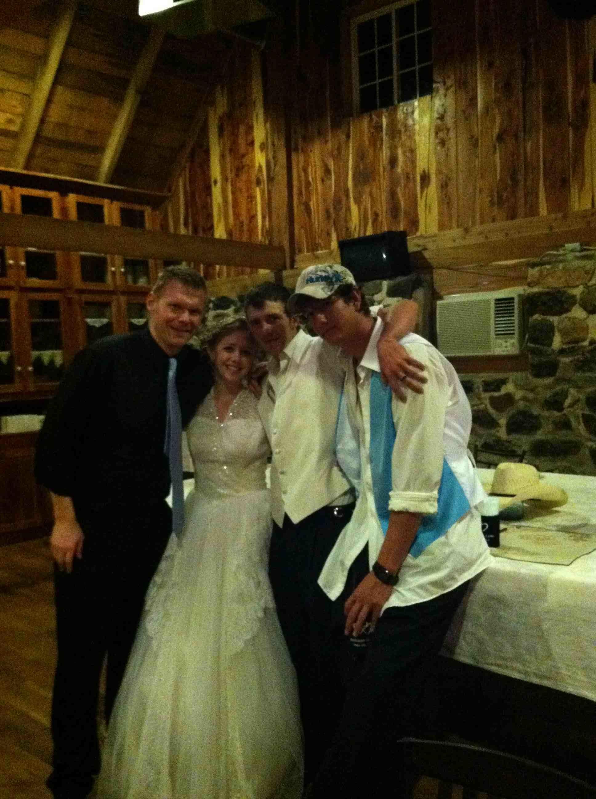 Brian Kelm - Master of Ceremonies, Performer, Wedding DJ, Creative Wedding Planner & Custom Wedding Designer