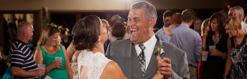 Josh & Sara's Wedding - Father-Daughter Dance!